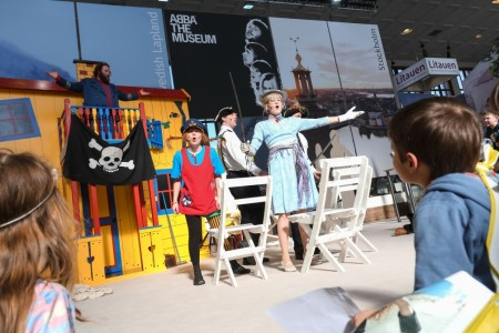 "Foto:ITB Berlin/ITB 2015 - Sweden – ""ABBA The Museum"""